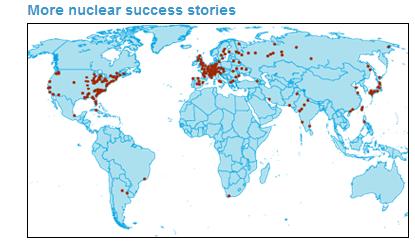 Nuclear WorldMap